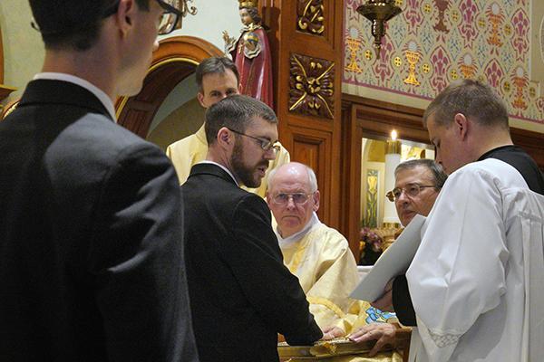 five-profess-vows