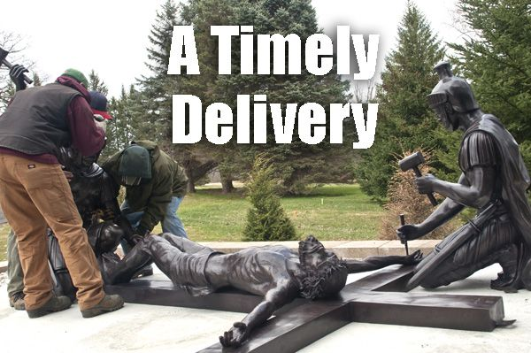 A Timely Delivery