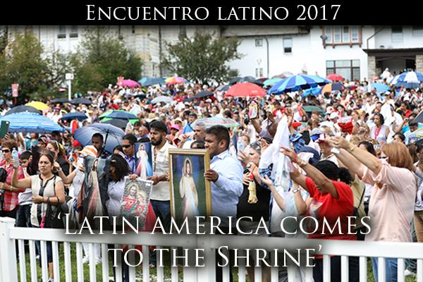 Encuentro Latino 2017: Latin America comes to the Shrine